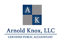 Arnold Knox Accounting Firm Logo